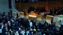 Bebe Winans and Marvin Winans Sing Stand at Maya Angelous Memorial Service