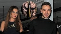 Liam Payne Gets HUGE New Tattoo & Perrie Edwards Responds To Liam & Cheryls Romance