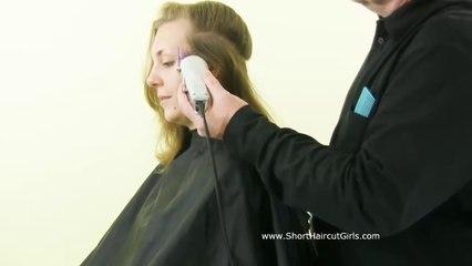 Long HAIR Cut Short __Hair Cutting Videos