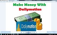 Make Money with Dailymotion - Urdu and hindi -