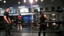 10 YEAR OLD KAL-EL NOLAN SPARRING  KICKBOXING