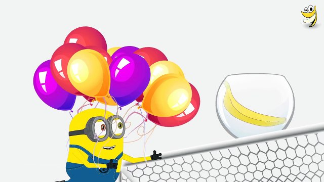 Minions Banana Water Pipe Funny Cartoon - Minions Mini Movies 2016 [HD]-SKL-ENTERTAINMENT