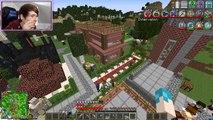 The Diamond Minecart Minecraft THE MAGICAL PAINTBRUSH Diamond Dimensions Modded Survival #