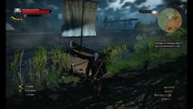 MOONBLADE Powerful Silver Sword Location [Level 5] The Witcher 3