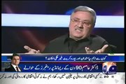 Watch How Hamd Mir Changed Topic When EX ISI Officer Started Talking Against MQM