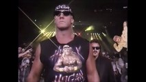 Hulk Hogan vs The Giant, Halloween Havoc 1995