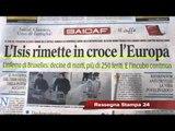 Duplice attentato in Belgio: esplosioni a Bruxelles, 34 morti, Rassegna Stampa 23 Marzo 2016