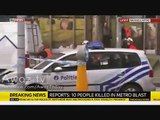 Brussels attacks Sky News,Euronews, BloombergNews, CNN, coverage on terror attack in Brussels _ Npmake n