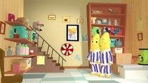 The Bananas buy Rats things back | Bananas in Pyjamas