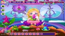 ღ Baby Fairy Hair Care - Baby Care Games for Kids # Watch Play Disney Games On YT Channel