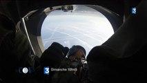 Carnets de vol sur la base aérienne de Salon de Provence