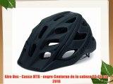 Giro Hex - Casco MTB - negro Contorno de la cabeza 55-59 cm 2016
