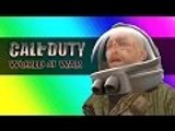 Call of Duty WaW Zombies - Moon Zombies! (Call of Duty WaW Zombies Custom Maps, Mods, & Funny Moments)