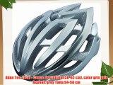Abus Tec-Tical - Casco de ciclista (58-62 cm) color gris gris Asphalt grey Talla:54-58 cm