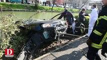Accident : Une voiture termine sa course dans le canal du Midi à Toulouse