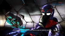 Spiderman Shattered Dimensions Final Boss Mysterio Ending Gameplay Final Español PC