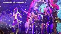 Miley Cyrus - Pamela Anderson HOT Performance In Los Angeles