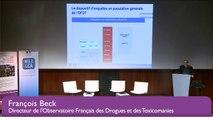 Colloque Jeunes et cannabis 11 février 2016 – Intervention de François Beck, PhD, Directeur de l'Observatoire français des drogues et des toxicomanies