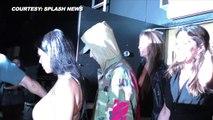 HOT, MAKEOUT: Justin Bieber & Kourtney Kardashian HOOK UP After Grammys