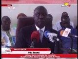 Idrissa Seck conteste les résultats du référendum dans le déP-ement de Thiès