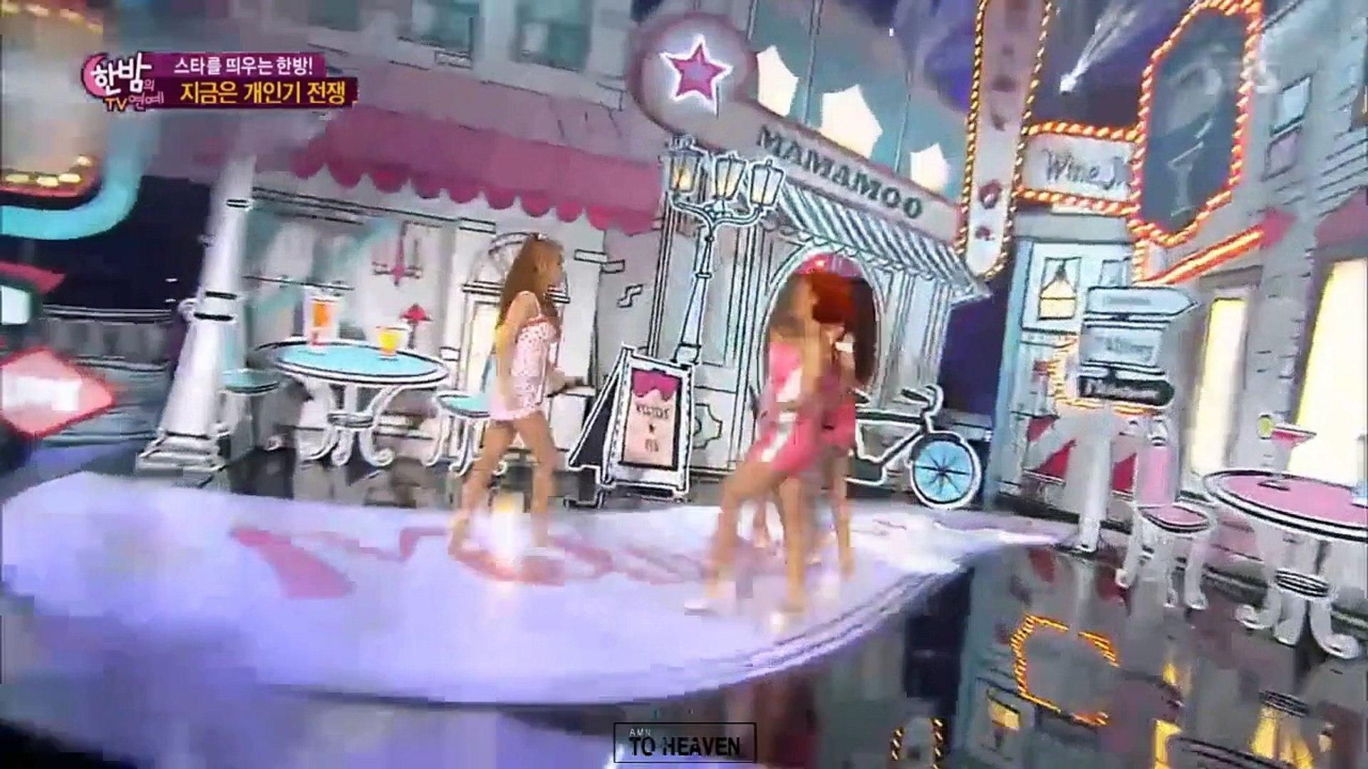 [ENG SUB] 160316 Mamamoo - Hanbam TV Entertainment