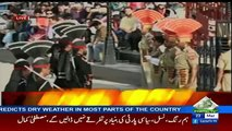 Wagah Border Parade On 23rd March 2016