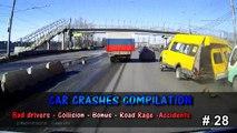 Car Crashes Compilation #28 | Amazing Car Crash | March 2016