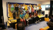 "Groep 8 musical ""Wow"" liedje: ""Mister Freedom"""