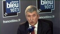 Jean-Luc Laurent est L'invité politique de France Bleu 107.1