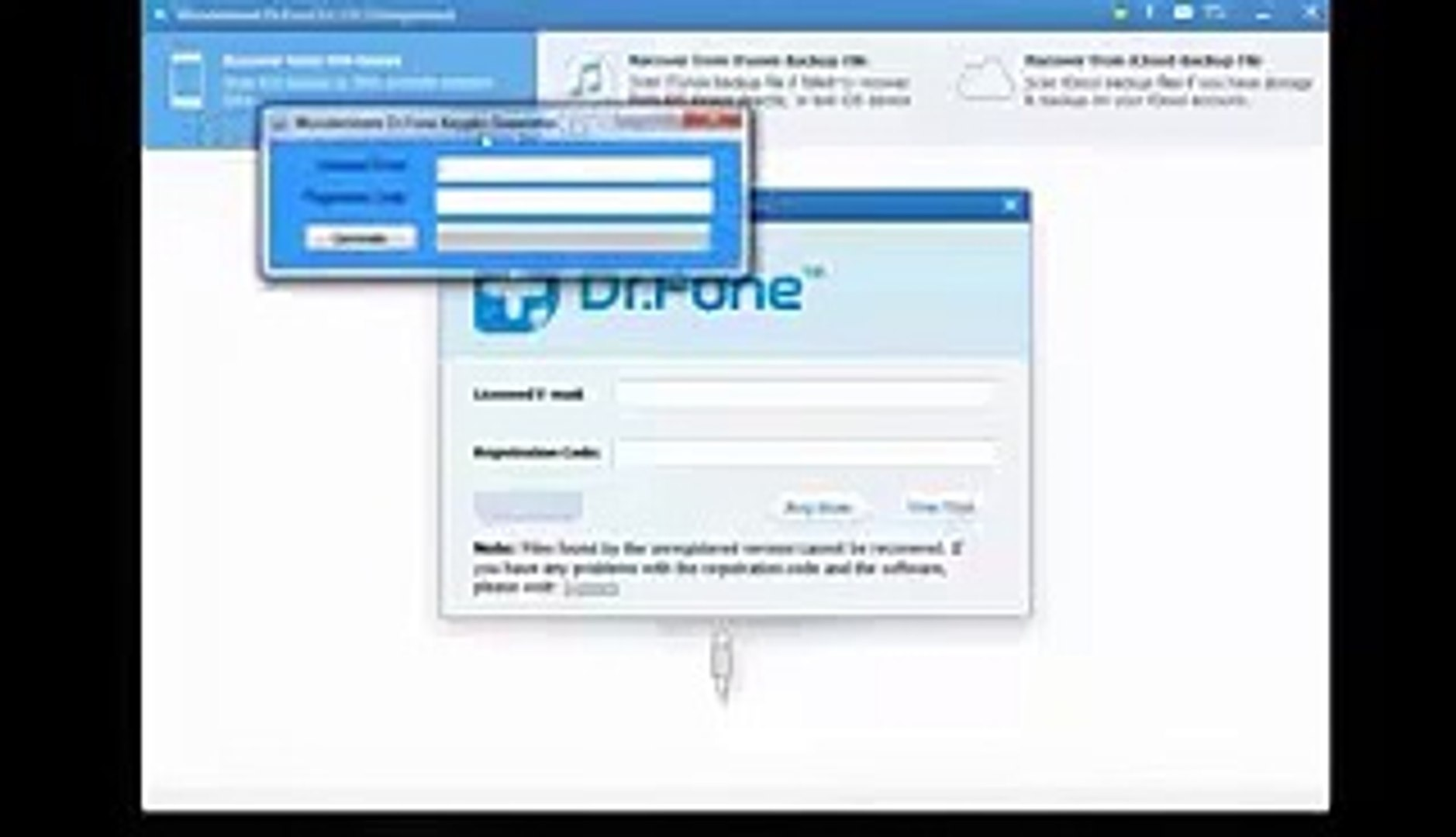 Wondershare Dr Fone Crack Actviation 100 Video Dailymotion