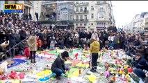 Bruxelles rend hommage aux victimes des attentats