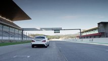 2017 Mercedes CLA45 AMG 4MATIC Drive on Race Track