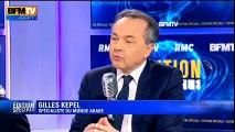 """Gilles Kepel : """"Pendant quatre mois, Salah Abdeslam a été protégé"""" par la pègre"""