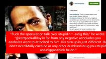 Beanie Sigel Defends katt williams After Philly...