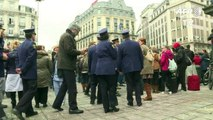 Premier jour de deuil national en Belgique