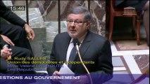 Sécurité dans les aéroports lors des grèves : A. Vidalies répond à une question au Gouvernement