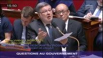 Restructuration de l'activité ferroviaire régionale : A. Vidalies répond à une question au gouvernement