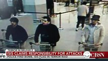 3 terror suspects seen in Brussels terror attacks
