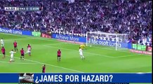 ¿Trueque  James Rodriguez al Chelsea y Eden Hazard al Real Madrid ?