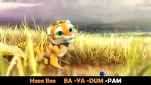 Tiger Boo + tiger boo full song english version full movie Best 2015 +tiger boo french