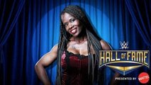 WWE Hall of Fame 2016: Jacqueline (HD)