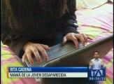 Yessenia Ramírez desapareció cuando tenía 21 años