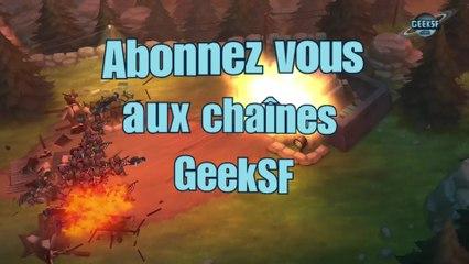 GeekSF Section jeux vidéo (27/02/2016)