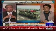 Mujeeb Ur Rehman Shami Funny Remarks On President Mamnoon