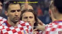 Marcelo Brozovic Amazing Goal HD - Croatia 2-0 Israel - Friendly Match - 23.03.2016