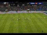 Goal Marcelo Brozovic - Croatia 2-0 Israel  Friendly match 23.03.2016