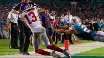Odell Beckham Jr. Perfectly Imitates Ray Lewis TD Dance