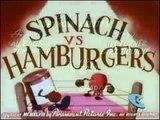 Popeye The Sailor Man - Spinach vs Hamburgers : Cartoon Classic Full  Popeye Cartoon