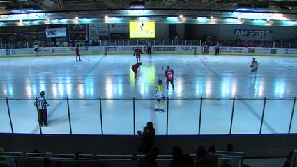Ligue Magnus. Replay du match 2 de la finale Angers-Rouen (2-4)