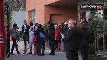 Crash de la Germanwings : les familles des victimes rassemblées à Chanot